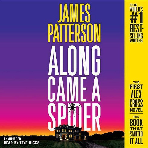 Along Came a Spider - by  James Patterson (AudioCD) - image 1 of 1