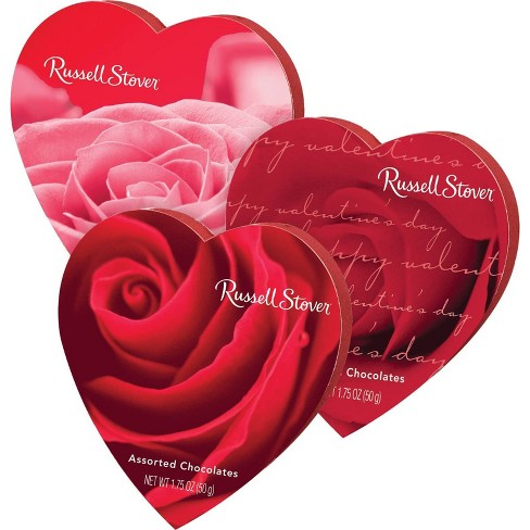 Russell Stover Valentine's Photo Heart - 1.75oz - image 1 of 1