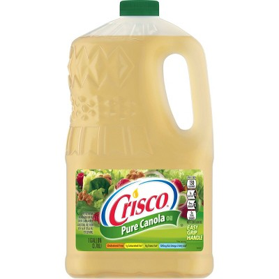 Cooking Oils: Crisco Pure Canola