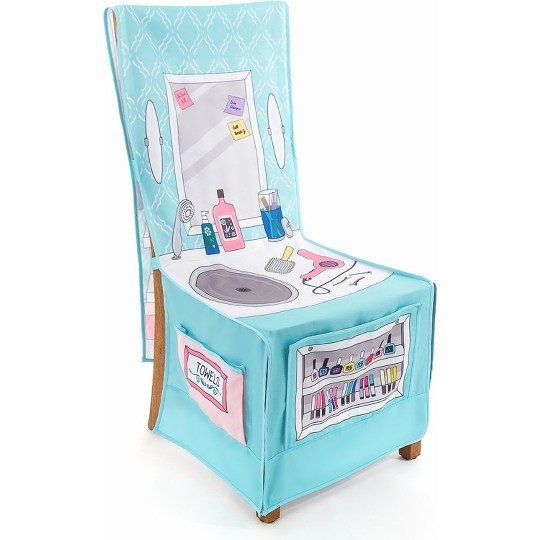 Little Adventures Little Beauty Salon Chair Cover image number null