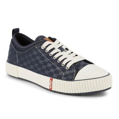 Levi's Mens 501 Crt Lo Monogram Denim Sneaker Shoe