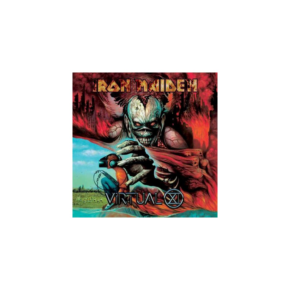 Iron Maiden - Virtual Xi (CD)