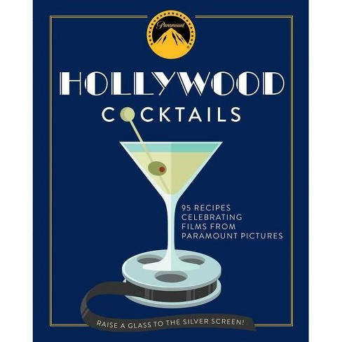 Hollywood Cocktails - by  Cider Mill Press (Hardcover) - image 1 of 1