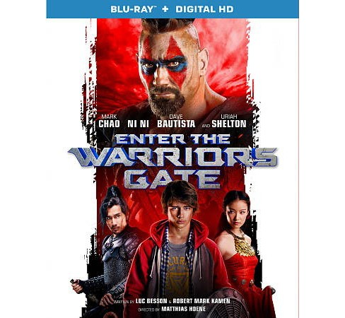 Enter The Warriors Gate (Blu-ray) - image 1 of 1