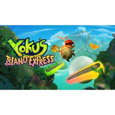 Yoku's island Express - Nintendo Switch (Digital)