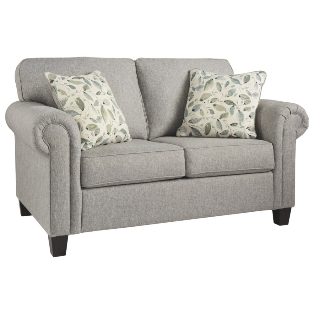 Alandari Loveseat Gray - Signature Design by Ashley