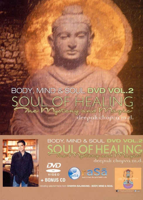 Body mind & soul vol 2 (DVD) - image 1 of 1