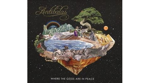 Antibalas - Where The Gods Are In Peace (CD) - image 1 of 1