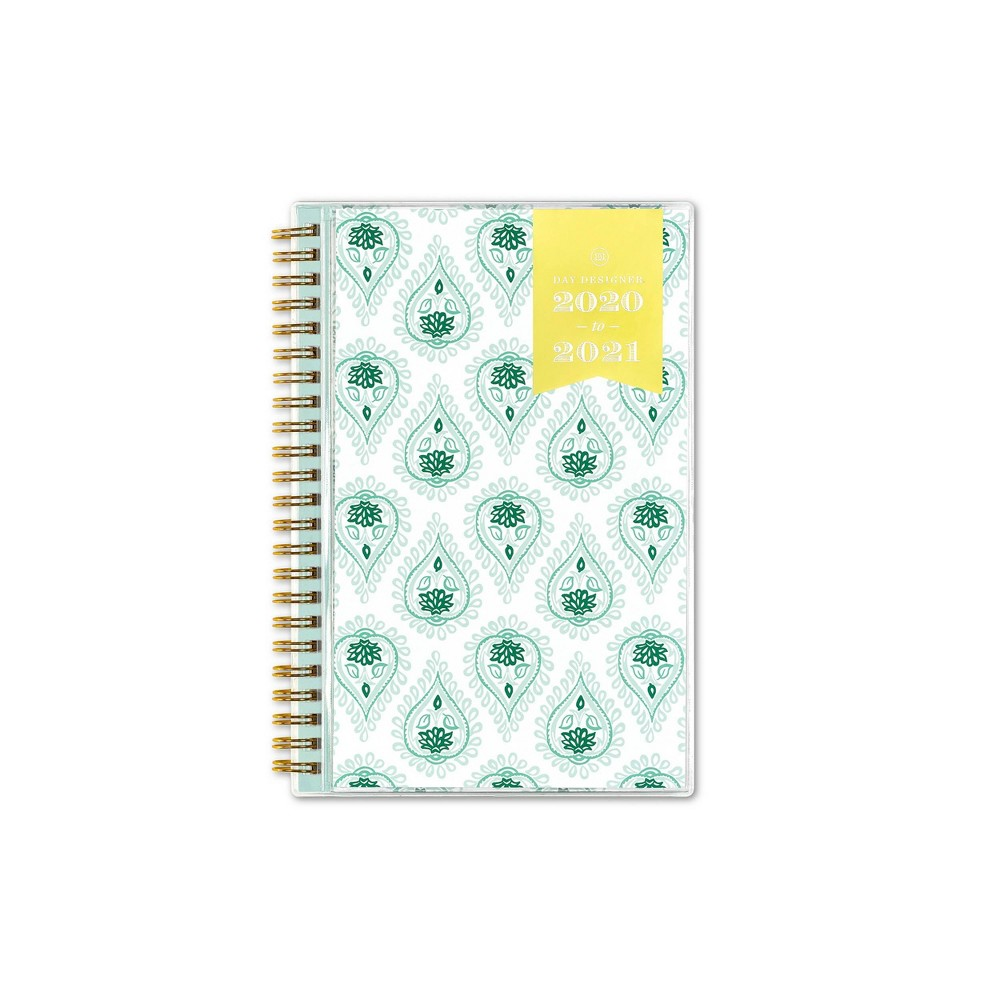 """Image of """"2020-2021 Academic Planner 5"""""""" x 8"""""""" Clear Pocket Cover Weekly/Monthly Wirebound Perfectly Print - Day Designer"""""""