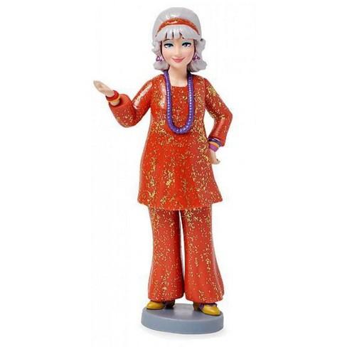 Disney Fancy Nancy Mrs. Devine PVC Figure [Loose] - image 1 of 1