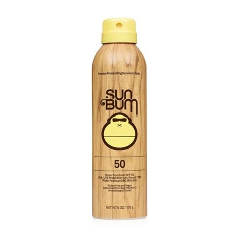 Sun Bum Original Sunscreen Spray - SPF 50 - 6 fl oz - image 1 of 4