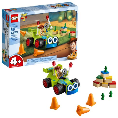 Lego Disney Toy Story 4 Woody Rc 10766 Target