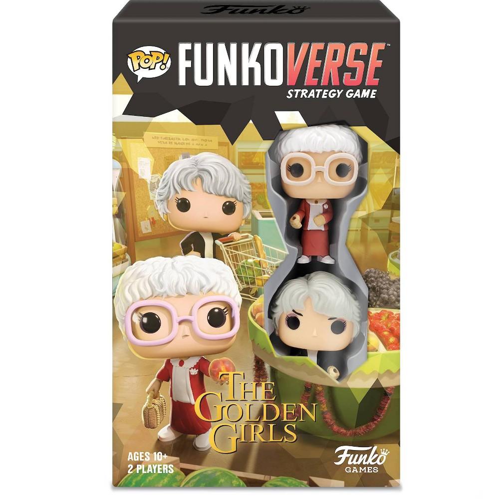 POP! Funkoverse Board Game Golden Girls #101 Expandalone Price