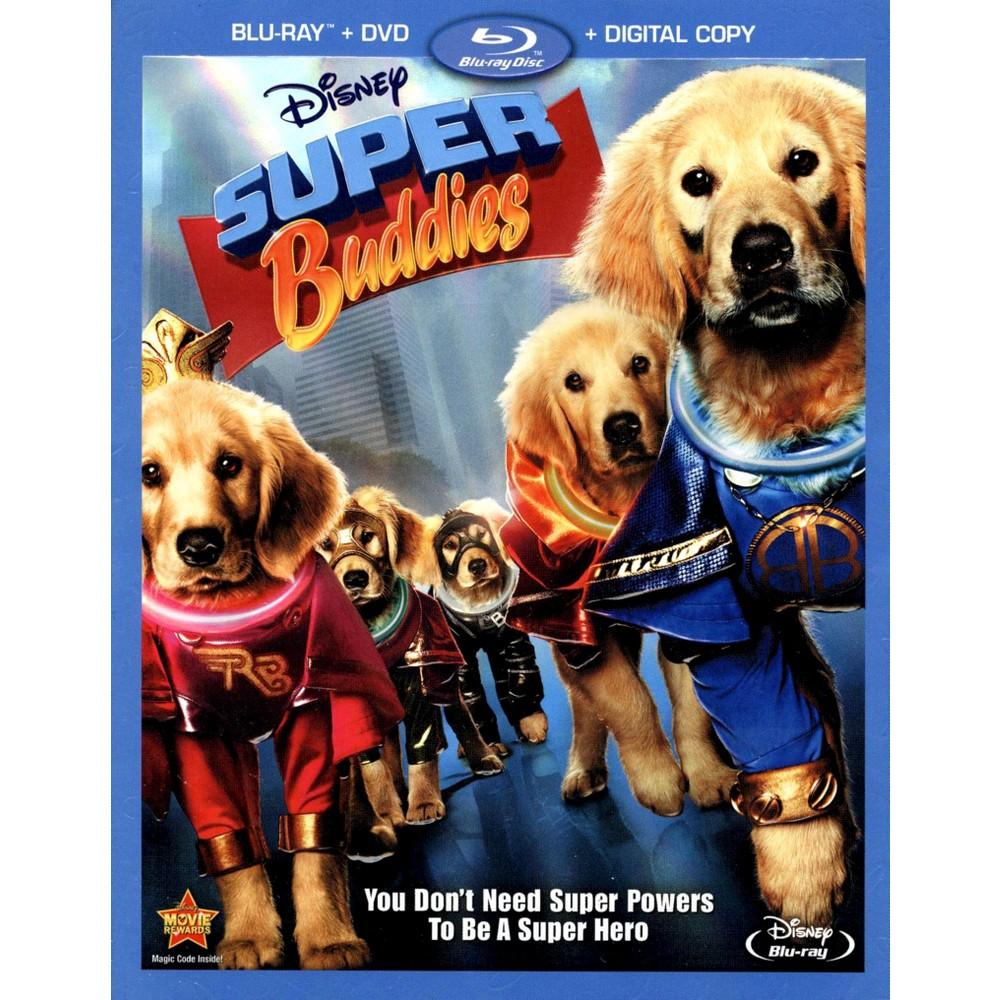 Super Buddies (2 Discs) (Blu-ray/Dvd)