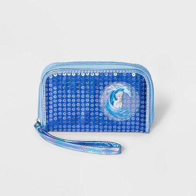 Girls' Disney Frozen 2 Wristlet - Blue