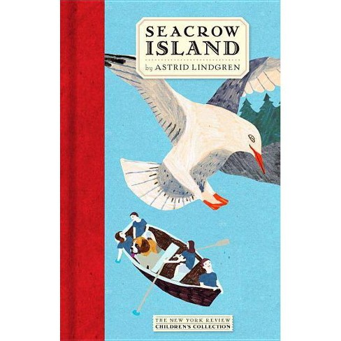 Seacrow Island - by  Astrid Lindgren (Hardcover) - image 1 of 1