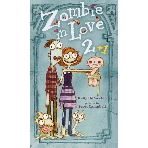 Zombie In Love 2 1 School And Library Kelly Dipucchio Target