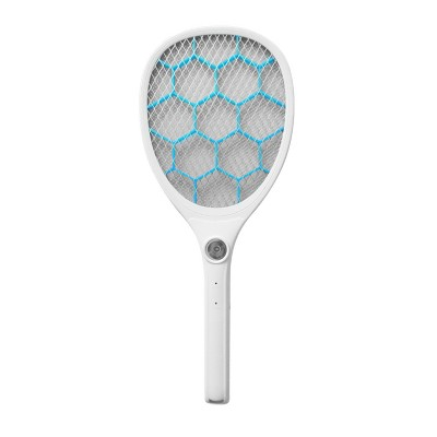 Dartwood Portable Bug Zapper, USB Rechargeable and Battery Powered Mosquito Killer, Insect Trap and Fly Swatter