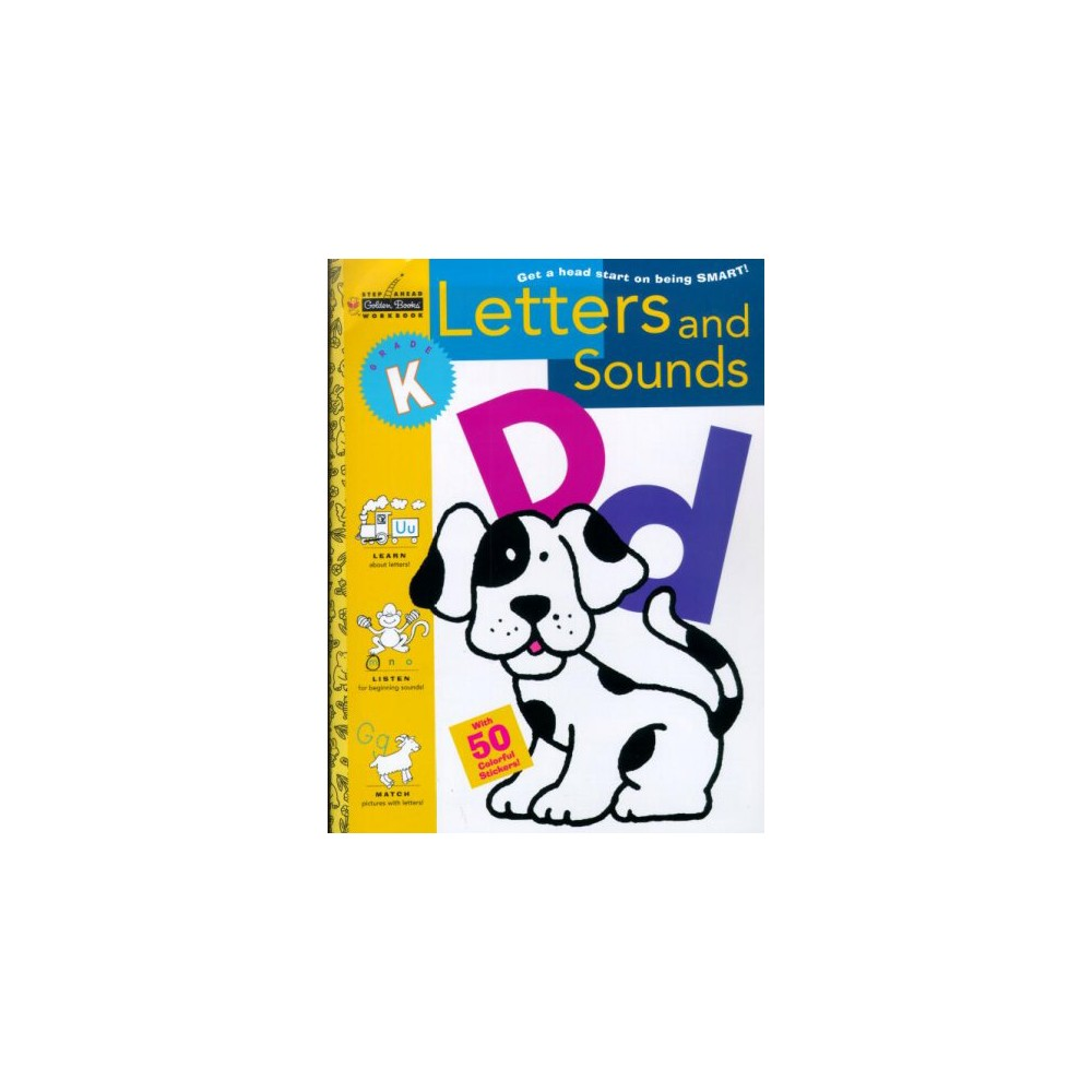 Letters And Sounds Kindergarten Step Ahead By Lois Bottoni Paperback