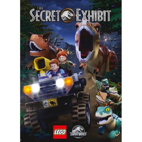 Lego Jurassic World: The Secret Exhibit (DVD) - image 1 of 1