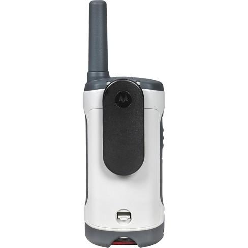 Motorola T280 Rechargeable Emergency Preparedness 2-Way Radio - White