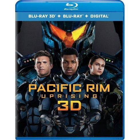 Pacific Rim Uprising (Blu-ray) - image 1 of 1