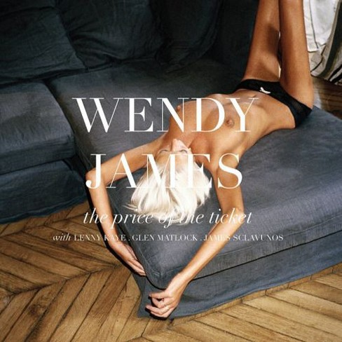 Wendy james - Price of the ticket (Vinyl) - image 1 of 1
