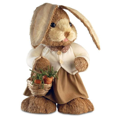 """36"""" Floppy Ear Brown Bunny - National Tree Company - image 1 of 4"""