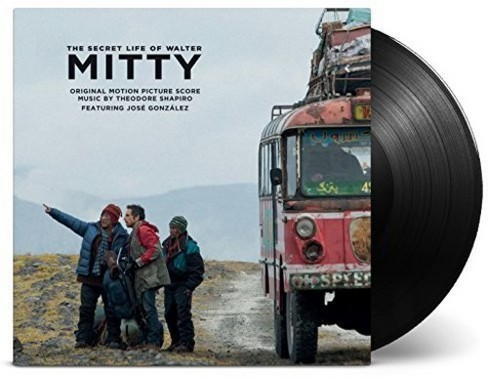 Various - Secret life of walter mitty (Ost) (Vinyl) - image 1 of 1