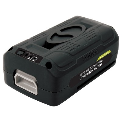 Snow Joe/Sun Joe ION EcoSharp Pro 40V 5.0 Ah Lithium-ION Battery