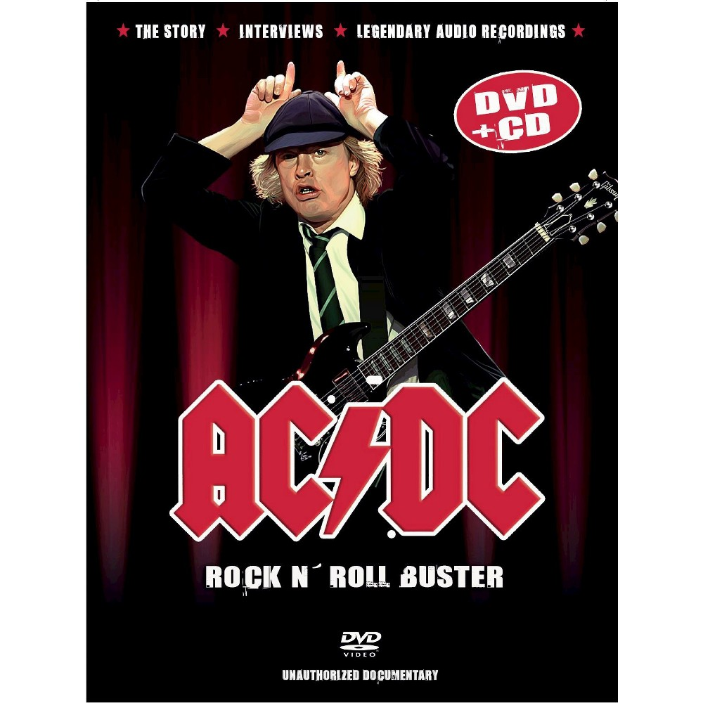 Rock N Roll Buster (Dvd), Movies
