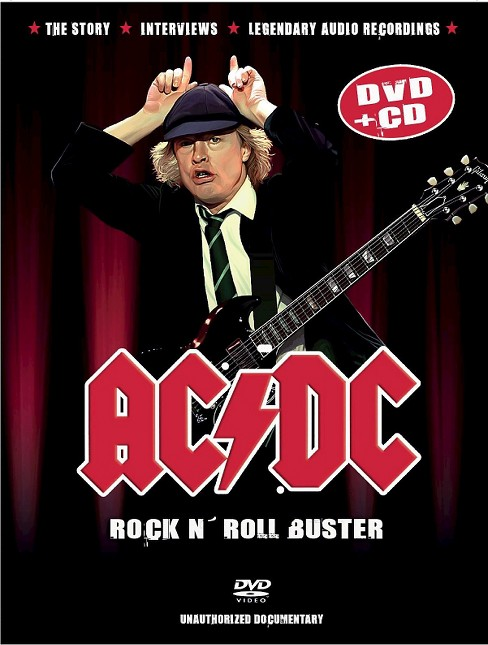Rock N Roll Buster (DVD) - image 1 of 1