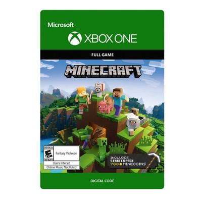 Minecraft: Starter Collection - Xbox One (Digital)
