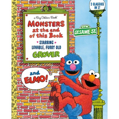 Monsters at the End of this Book - by Jon Stone