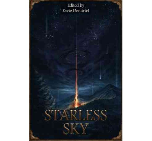 Dark Eye : Starless Sky (Paperback) (Eevie Demirtel) - image 1 of 1