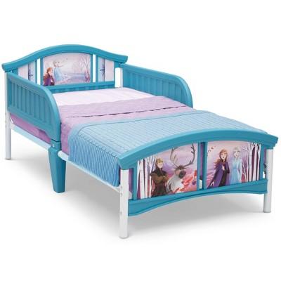 Toddler Disney Frozen 2 Plastic Bed - Delta Children