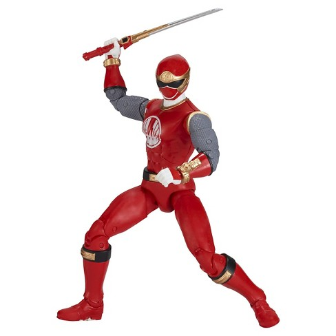 Power Rangers Legacy - Ninja Storm Red Ranger - image 1 of 3