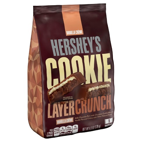 HERSHEY'S Cookie Layer Crunch Vanilla - 6.3oz - image 1 of 3