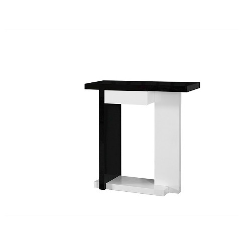 Console Table - Black/White - EveryRoom - image 1 of 2