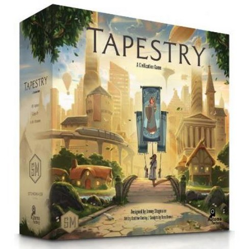 Tapestry Board Game - image 1 of 2