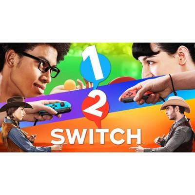 1-2 Switch - Nintendo Switch (Digital)