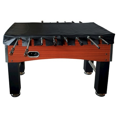 Hathaway Foosball Table Cover Fits 56 Inch Table - Black - image 1 of 4