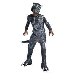 Kids' Jurassic World: Fallen Kingdom Velociraptor Halloween Costume