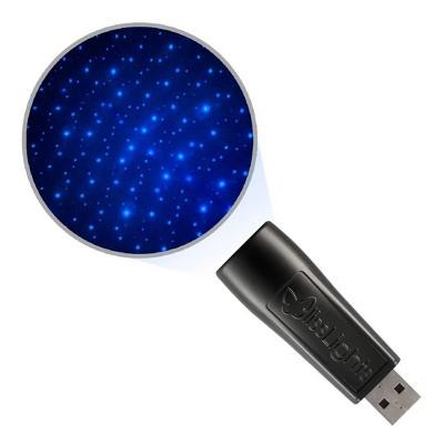 USB Laser Light Star Projector Blue - BlissLights