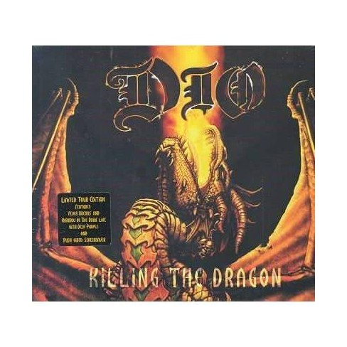 Dio - Killing The Dragon: Special Edition (CD) - image 1 of 1