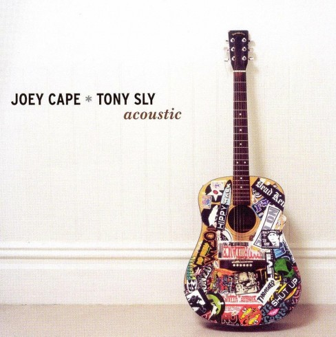 J cape & t sly - Acoustic (CD) - image 1 of 1