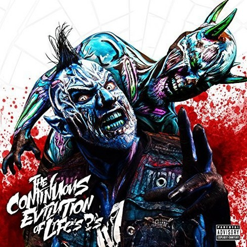Twiztid - Continuous Evilution Of Life's Questi (Vinyl) - image 1 of 1