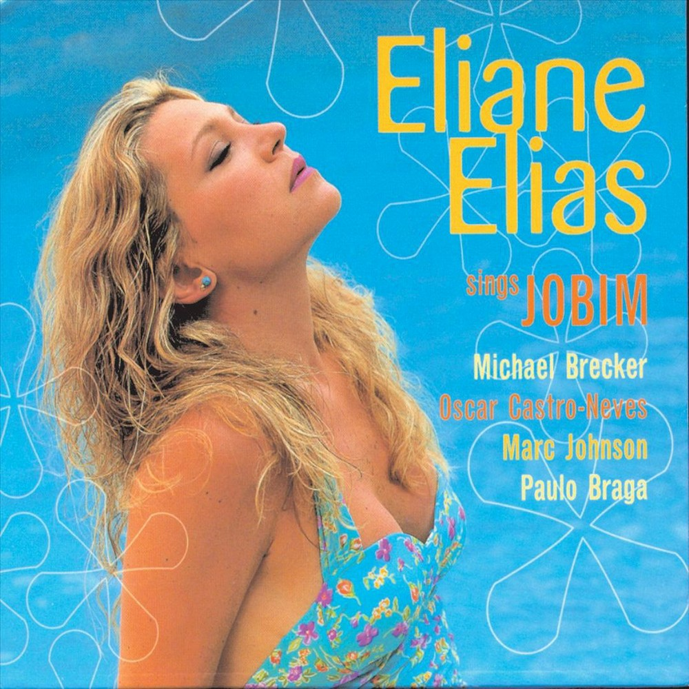Eliane Elias - Eliane Sings Jobim (CD)