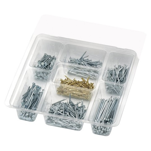Arrow Utility Nail/Brads Assortment 485 Pc. - image 1 of 1