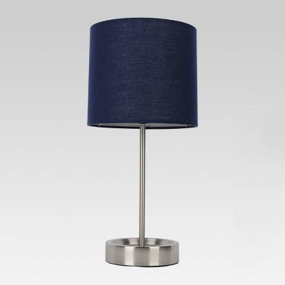 Stick Lamp Navy Lamp - Room Essentials™
